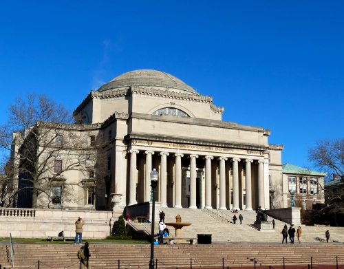The Library at Columbia University