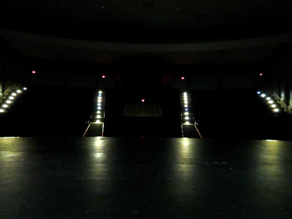 Every work day for nearly 14 years, this was the first and last image of BHS.