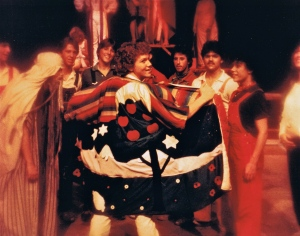 From my 1983 production of Joseph.