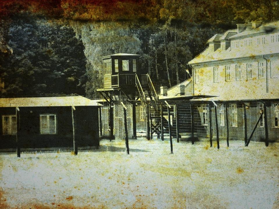Stutthof Concentration Camp.