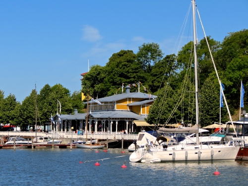 Naantali Harbor