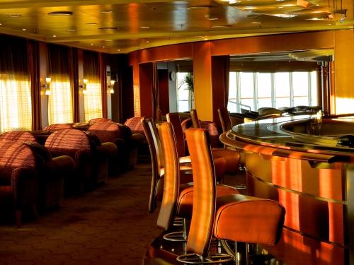 The Horizon Lounge.