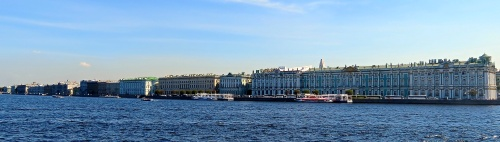 Saint Petersburg, Russia.