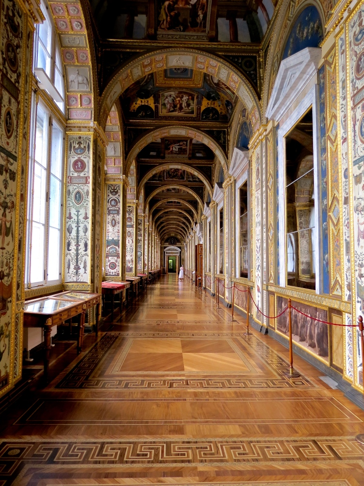 Baltic Cruise Day Six: The Hermitage and Saint Petersburg Canal Cruise (6/6)