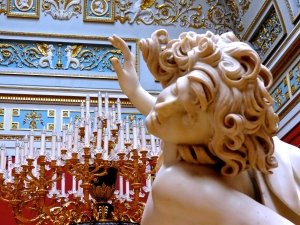 Priceless beauty of the Hermitage.