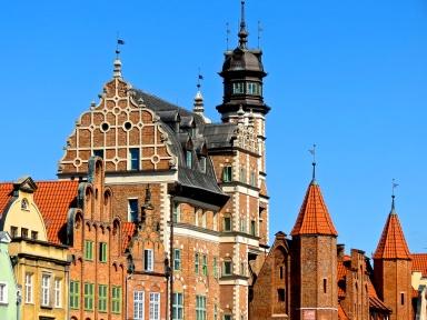 Stunning historic architecture around every corner.