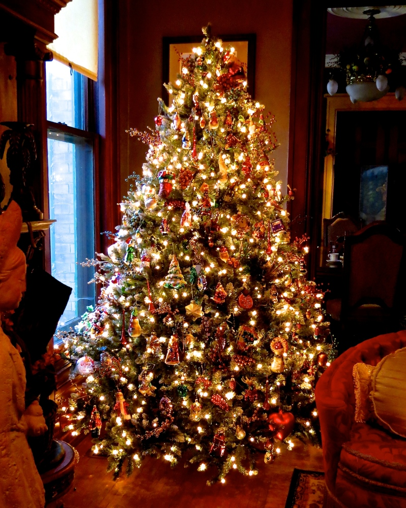 Decking the Halls For The Holidays: Part Three- Decorating the Tree (2/6)