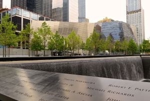 The National September 11 Memorial & Museum.