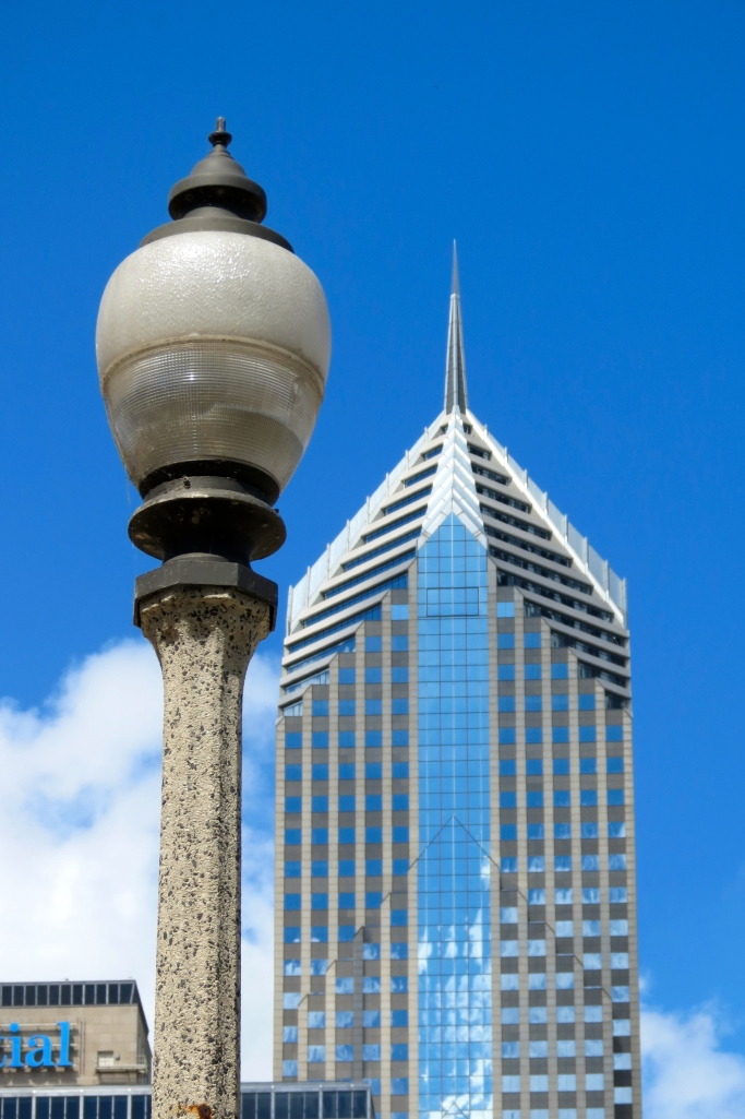 Two Prudential Plaza.
