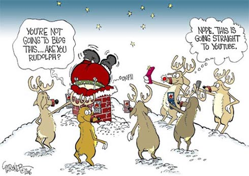 Christmas humor « How Do You Measure 525600 Minutes?