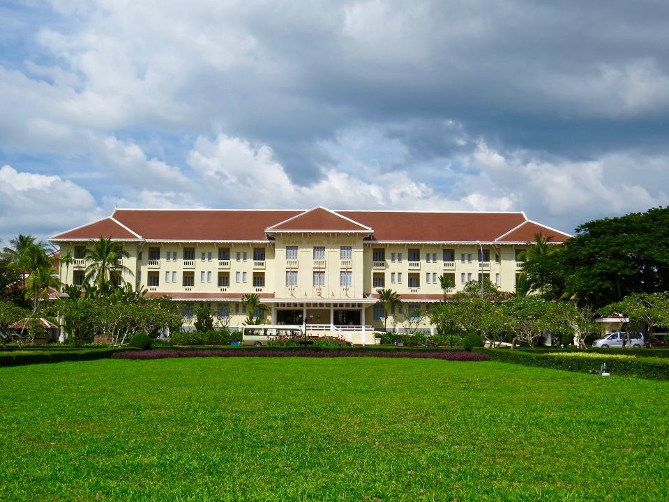 Raffles Grand Hotel d'Angkor.