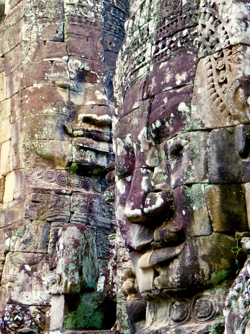 Angkor Thom (Photo credit: Jeff Linamen)