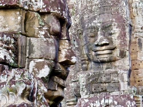 Angkor Thom (Photo credit: Jeff Linamen)