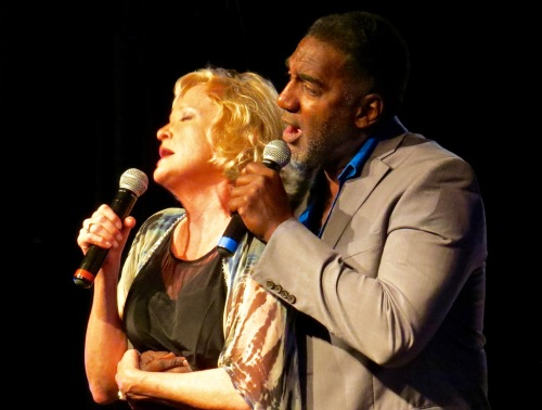 Christine Ebersole with special guest Norm Lewis.