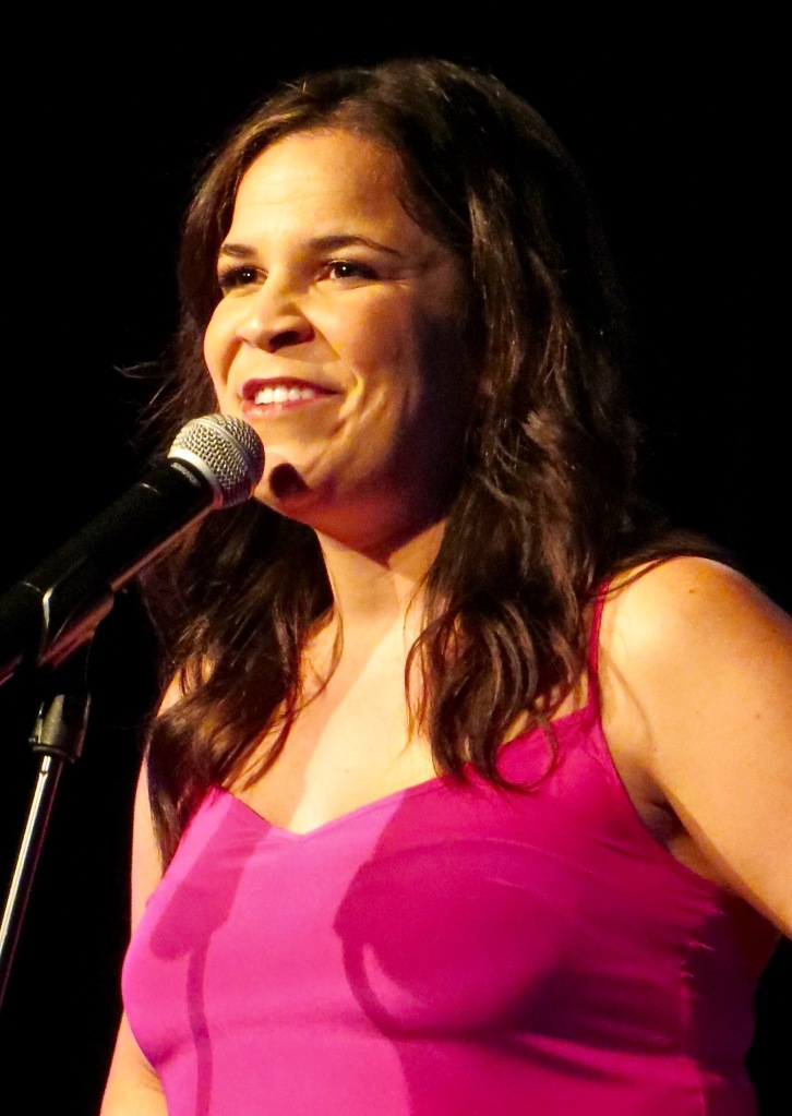The incredible Lindsay Mendez.