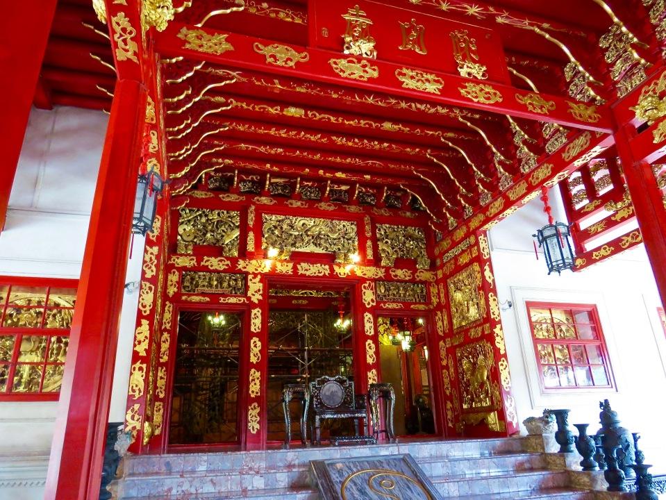 At the Summer Palace, Bang Pa-In.