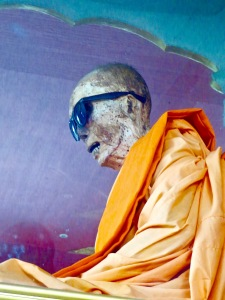 The Mummified Monk of Koh Samui.