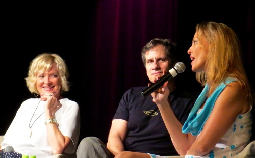 Christine Ebersole, Seth Rudetsky & Rachel York discuss Grey Gardens.