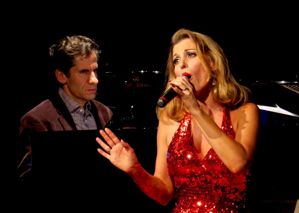 Rachel York accompanied by Seth Rudetsky.