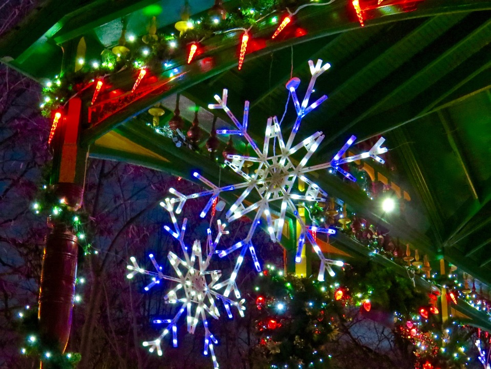 Christmas Snowflakes.