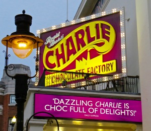 Charlie marquee