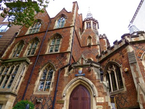 Marylebone Grammar School.