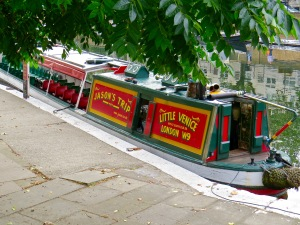 Jason's Original Canal Boat Trip.