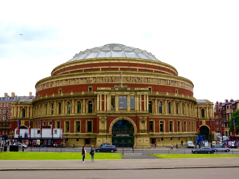 Royal Albert Hall.