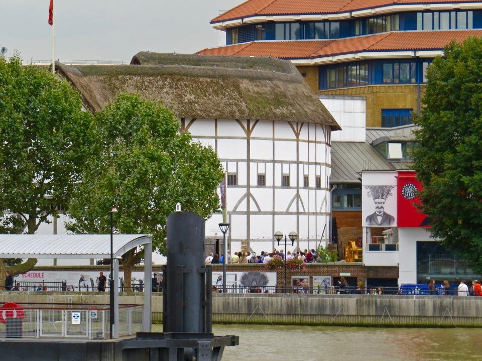 Shakespeare's Globe Theatre.