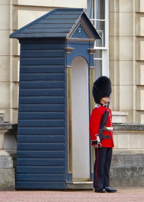A Palace Guard.