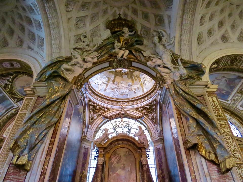 Chiesa San Luigi dei Francesi.