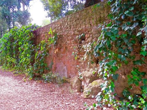 Villa Borghese Gardens.
