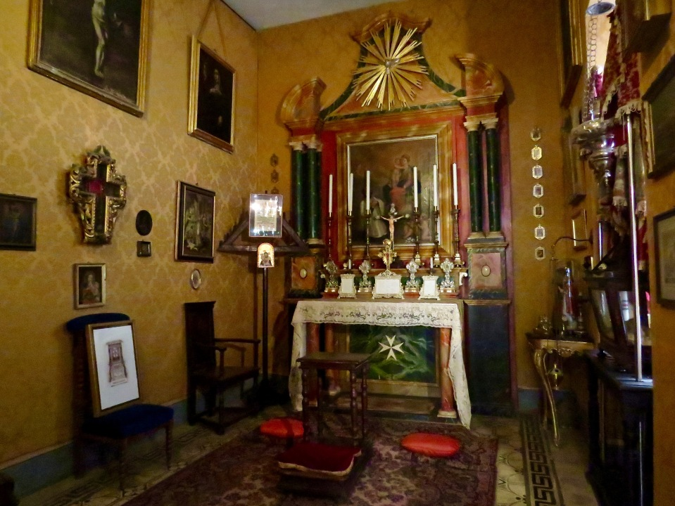 The Family Chapel.