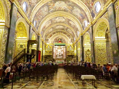 St. John's Co-Cathdral.