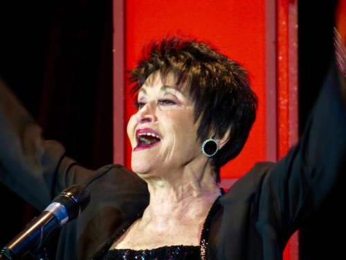 The legendary Chita Rivera.