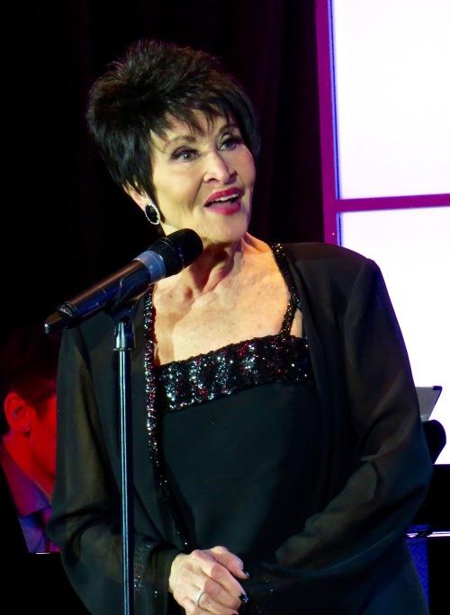 Chita Rivera in Concert.