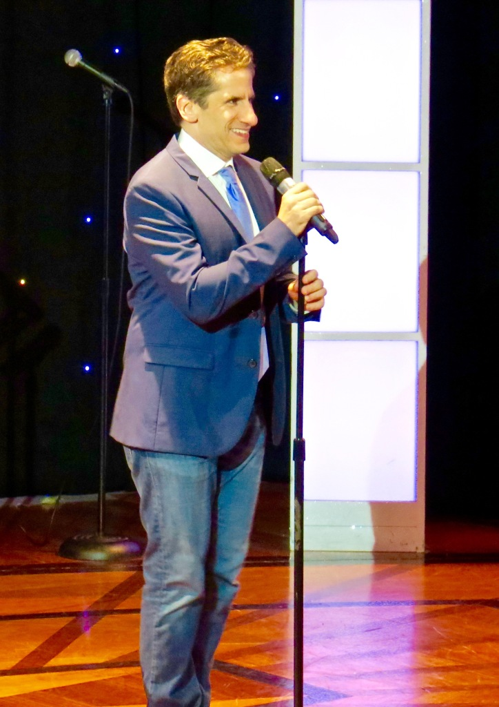 Seth Rudetsky, Music Director and Master of Ceremonies