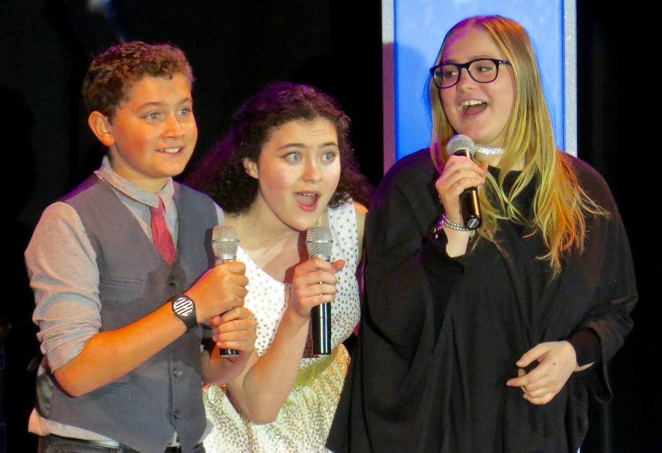 Hudson Flynn, Lila Crawford & Juli Wesley