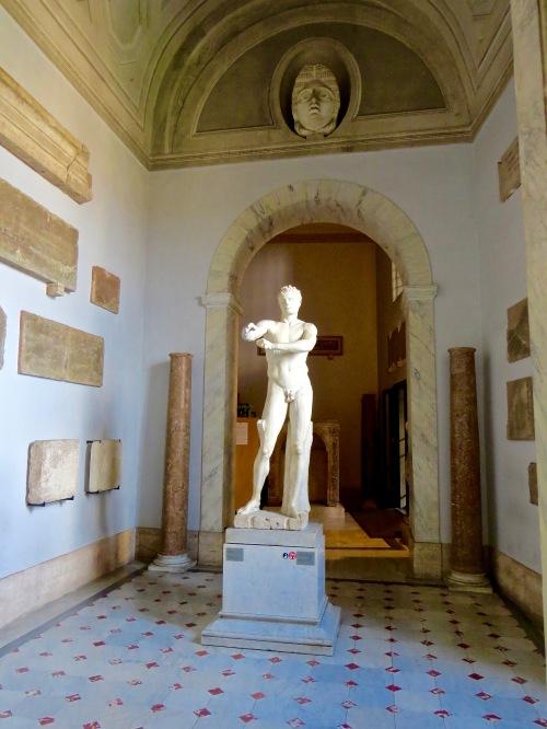 Lysippos, Apoxyomenos.